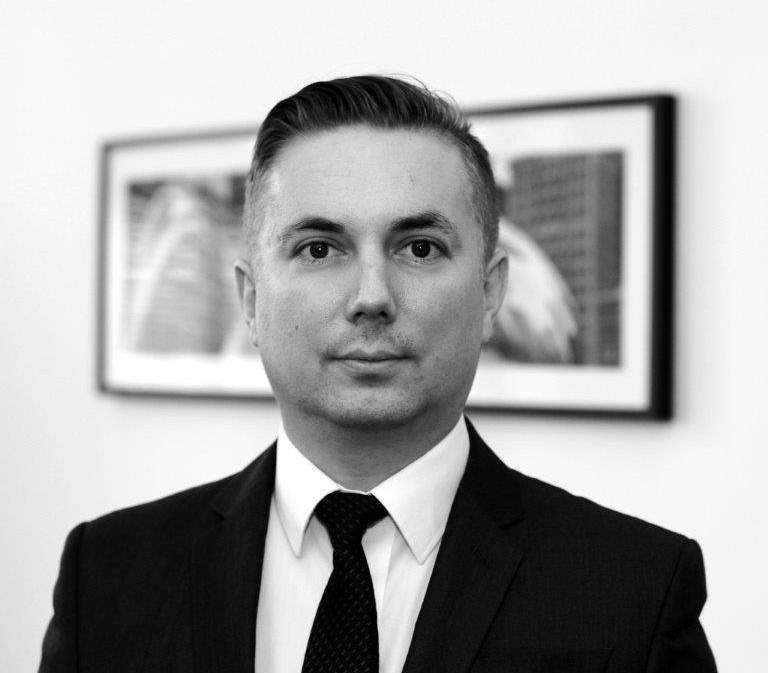 Adwokat Krzysztof Szlas